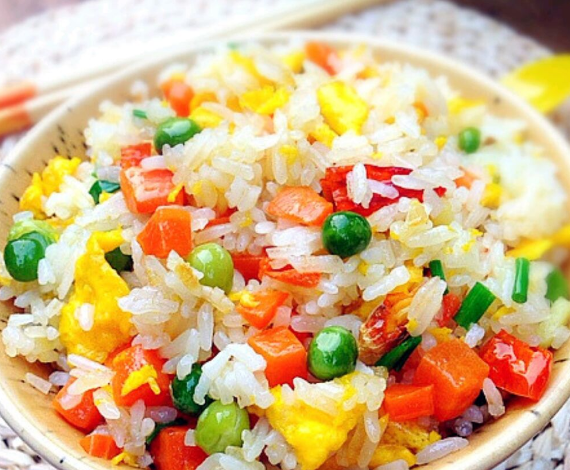 What's the best rice for fried rice
