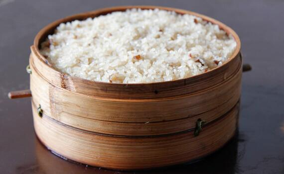 what's the best rice for fried?- steamed rice